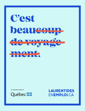 Emplois Laurentides - Job