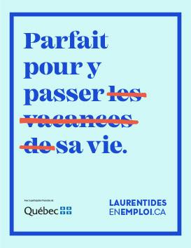 Emplois Laurentides - Parfait